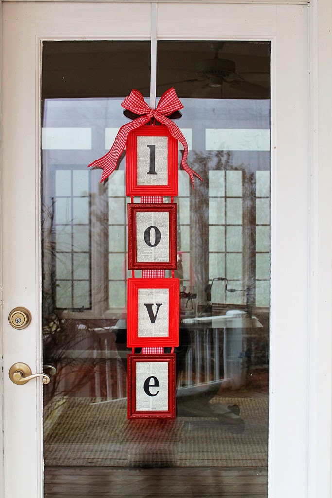 15 valentines day door hanger confessions of a new old home owner