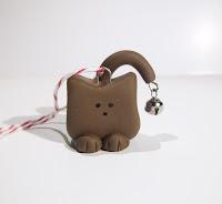Jingle Bell Kitty Cat