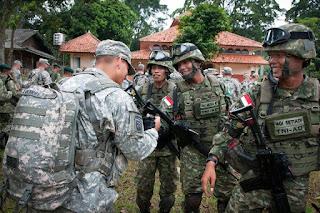 Tentara Nasional Indonesia (TNI) dan Polri