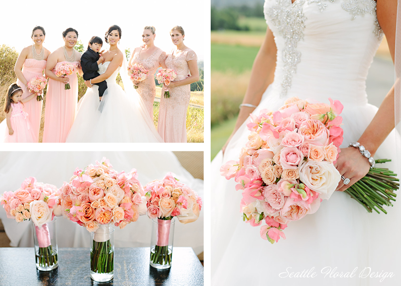 modern & architectural wedding at the arctic dome   seattle floral