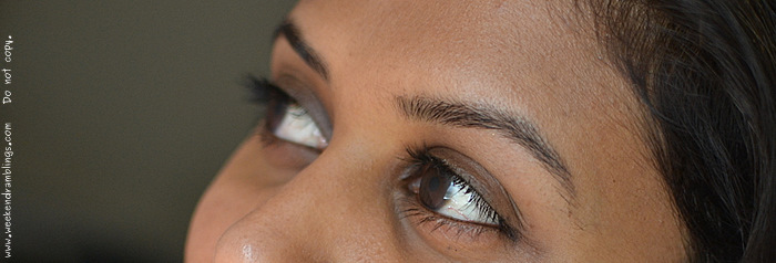 Rimmel Makeup Scandaleyes Mascara Beauty Blog Reviews EOTD