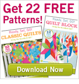 FREE PATTERNS!
