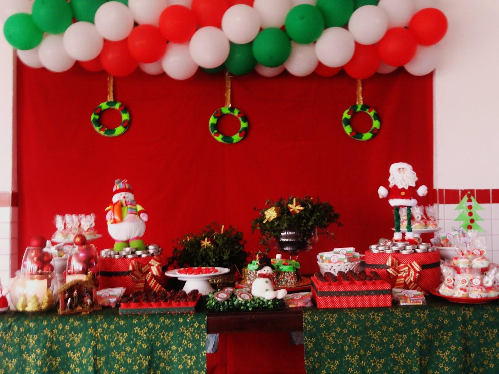 Rafaela Colonese Decoração De Natal Na Escola