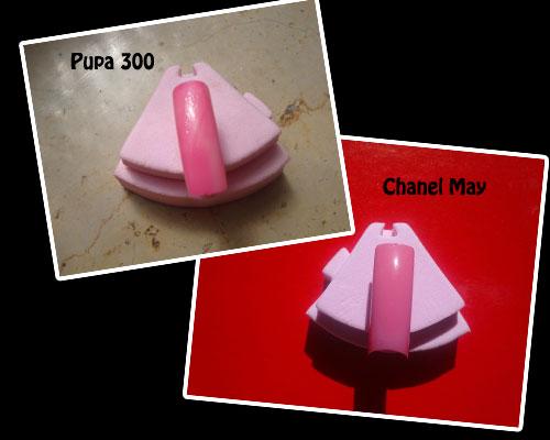 pupa 300 - dupe di may chanel