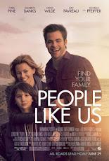 pelicula Así somos (People Like Us)