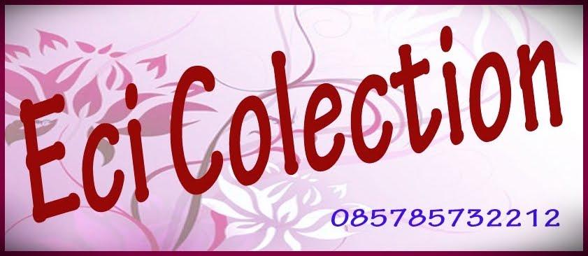Eci colections adalah tempat menjual kerajinan tangan dari kain perca ...