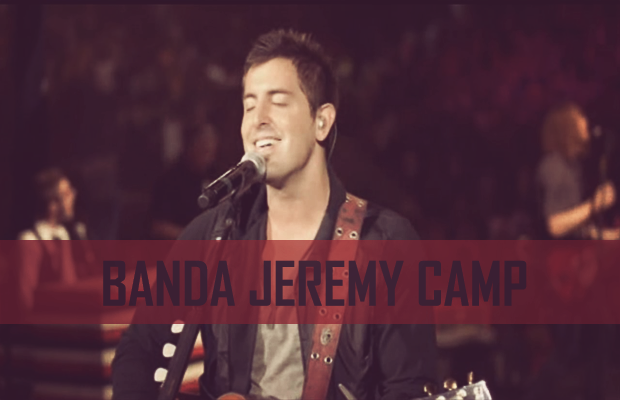 Integrantes da banda Jeremy Camp