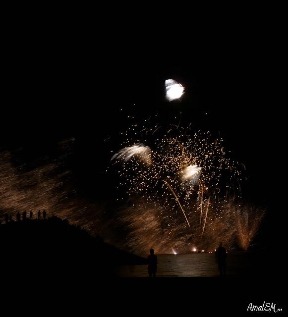 Ça titille les papilles !, Montpellier, La Grande Motte, Feux d'artifice, 14 juillet, Fête nationale