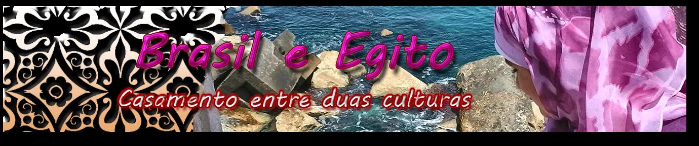 Brasil e Egito, vivendo no Oriente Médio
