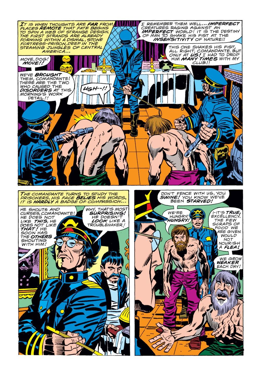 Captain America (1968) Issue #206 #120 - English 5
