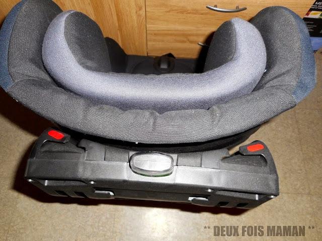 meilleur siège auto enfant