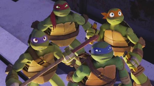 teenage mutant turtles 2012