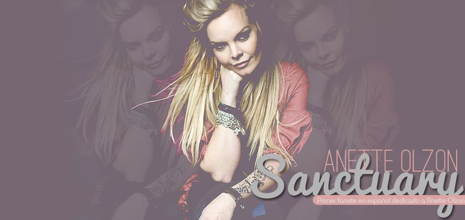 Anette Olzon Sanctuary