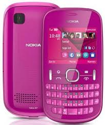 Nokia Asha 201 Specifications