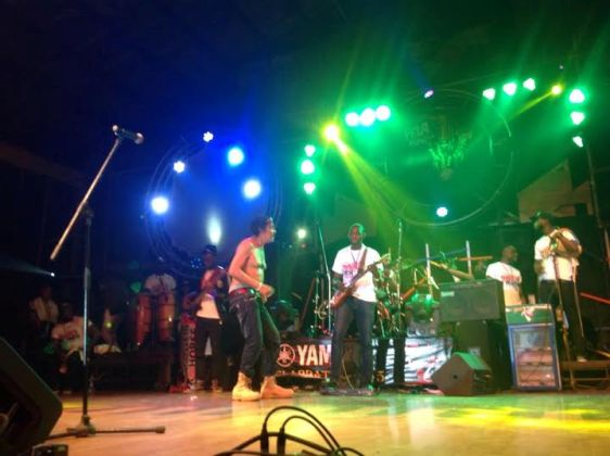Majek Fashek performs at FELABRATION,Majek Fashek rehab