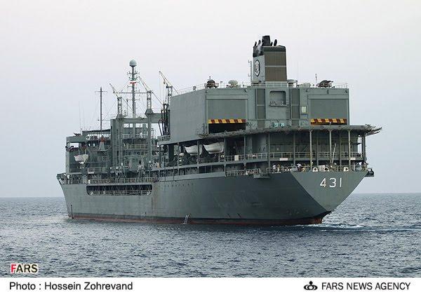 Irã enviou dois navios de guerra ao Mar Mediterrâneo, diz Israel