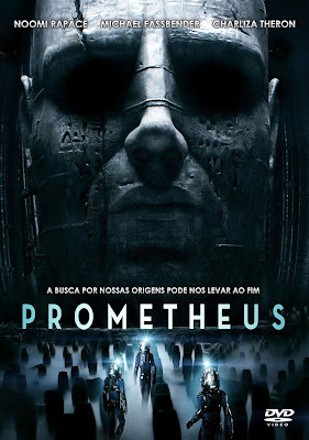 Prometheus - BDRip Dual Áudio