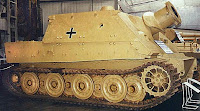 Sturmtiger heavy assault gun