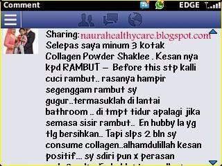 collegen powder shaklee
