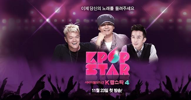 Ngôi Sao Kpop 4 - Kpop Star Season 4