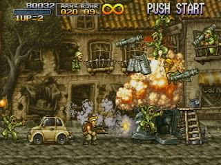 Metal Slug Collection Full Version