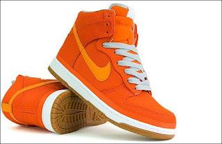 they were half orange (and