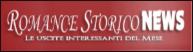 ROMANCE STORICI: LE USCITE DEL MESE