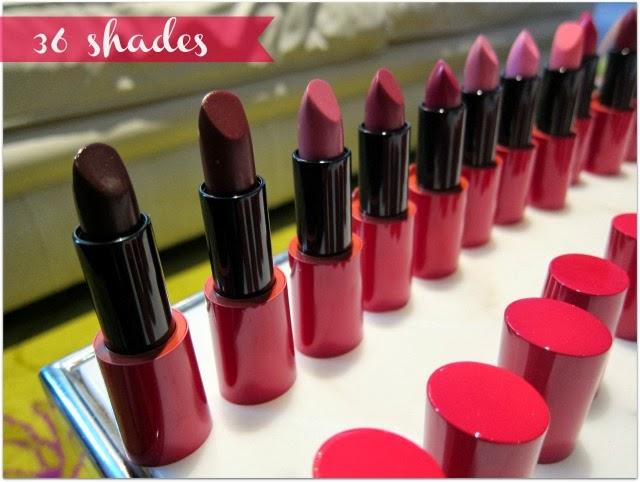 New Giorgio Armani Rouge Ecstasy Lipstick Range