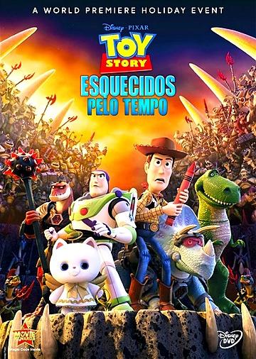 Download - Toy Story : Esquecidos pelo Tempo - Dual Áudio (2014)