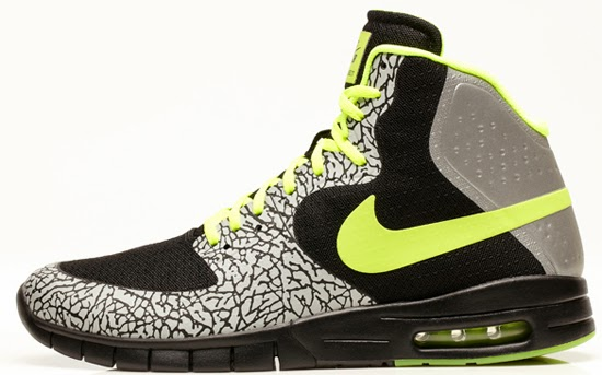 Nike Paul Rodriguez 7 Hyperfuse Max Premium SB