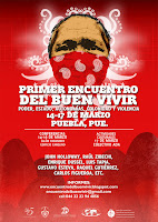 I Encuentro del Buen Vivir (afiche)