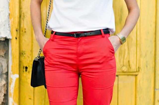 The chino pants