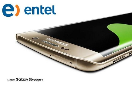 GALAXY S6 EDGE PLUS ENTEL