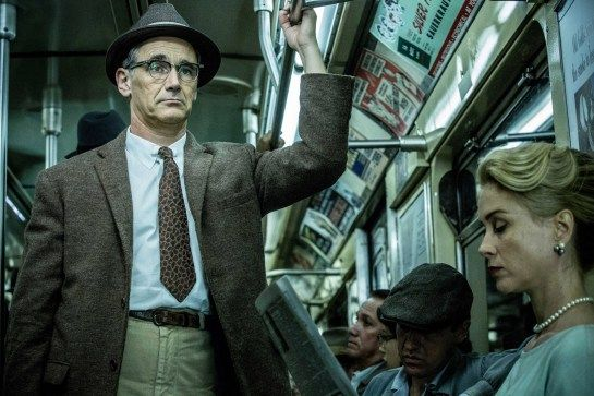 "Mark Rylance In ""Bridge of Spies"""