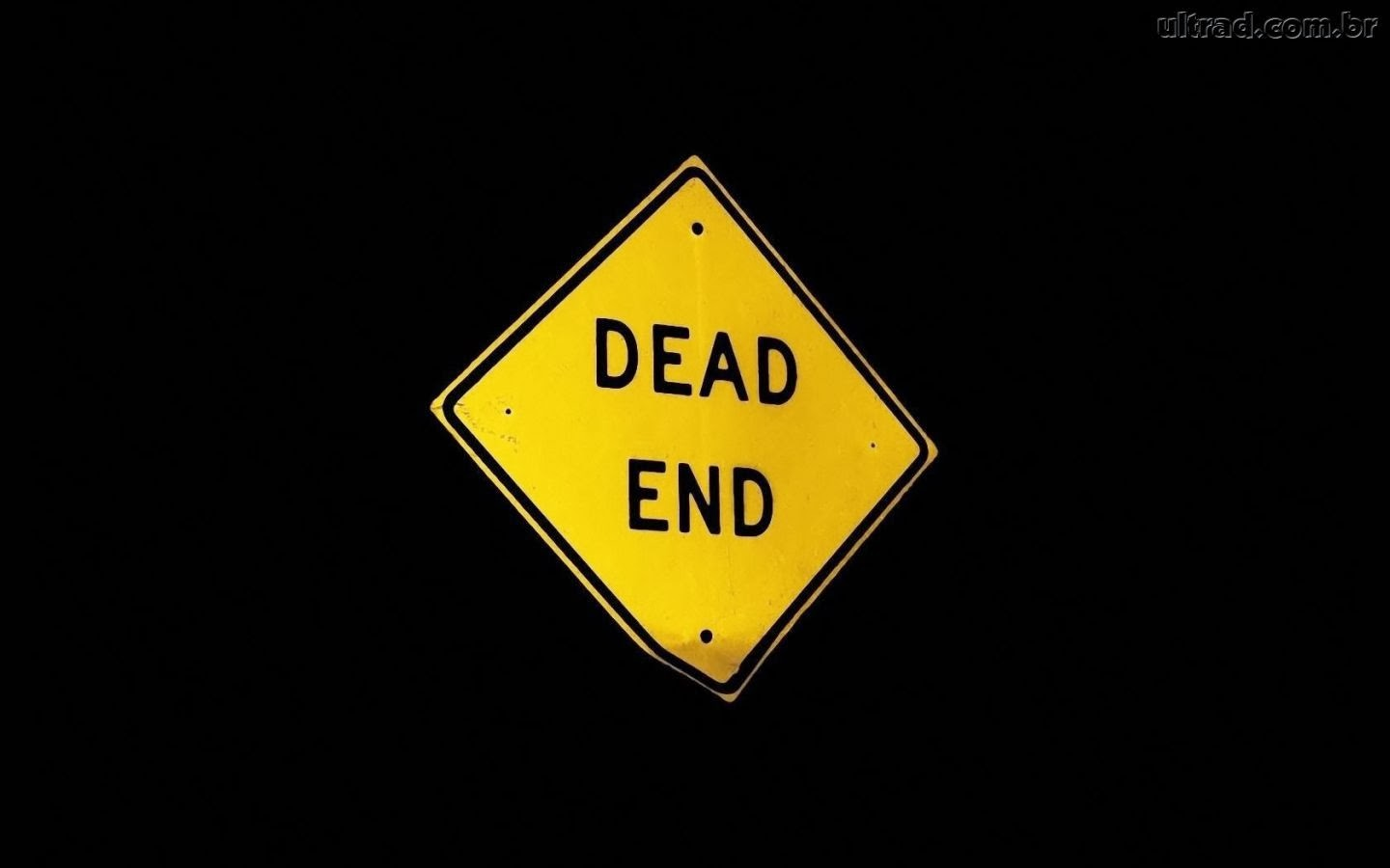 The End Dead End Fim Fin Fine