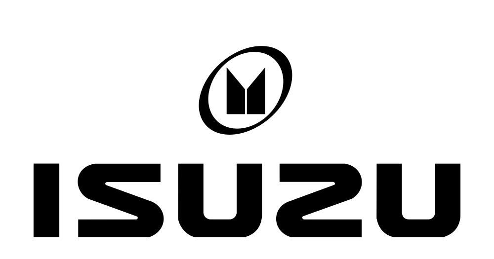 free cdr logo vector  isuzu logo