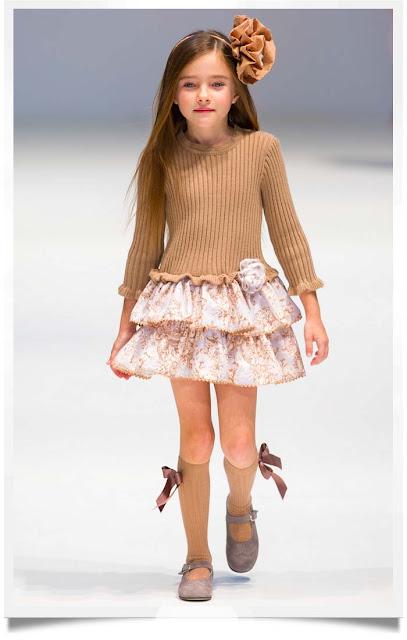 Tartaleta Girls Fall Fashion | European Kids Dress | Chichi Mary