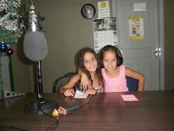 Laura e Yasmim...!