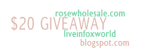 JOIN NOW -- > ROSEWHOLESALE GIVEAWAY