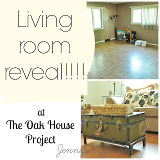 Complete living room reveal with before's and afters!!!!