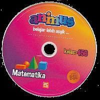 toko buku rahma: buku CD ANIMUS MATEMATIKA KELAS 4, 5, 6  SD
