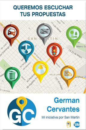 Mapa de Gestión Ciudadana