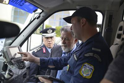 Θετική η αποτίμηση λειτουργίας του θεσμού των Κινητών Αστυνομικών Μονάδων