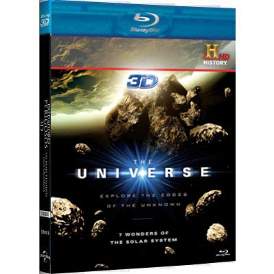 O Universo Imagens Reais de Outros Mundos BDRip XviD Dual Áudio 3