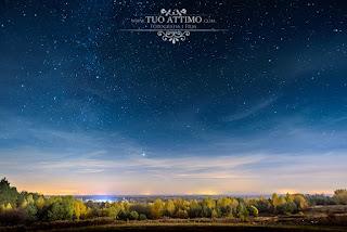 Panorama Ostrów Tuszowskich, Puszcza Sandomierska, Połaniec, Góry Świętokrzyskie... 2015.11.03. fot. Grzegorz Radoslaw Maziarski