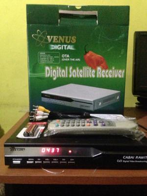 Receiver Digital MPEG2