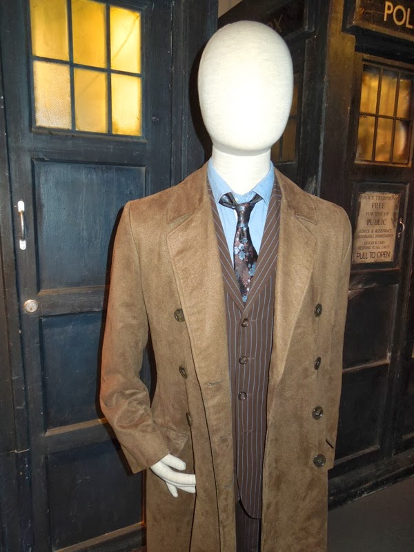 David Tennant Day of the Doctor costume