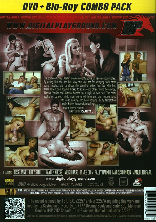 XXX movie Swingers