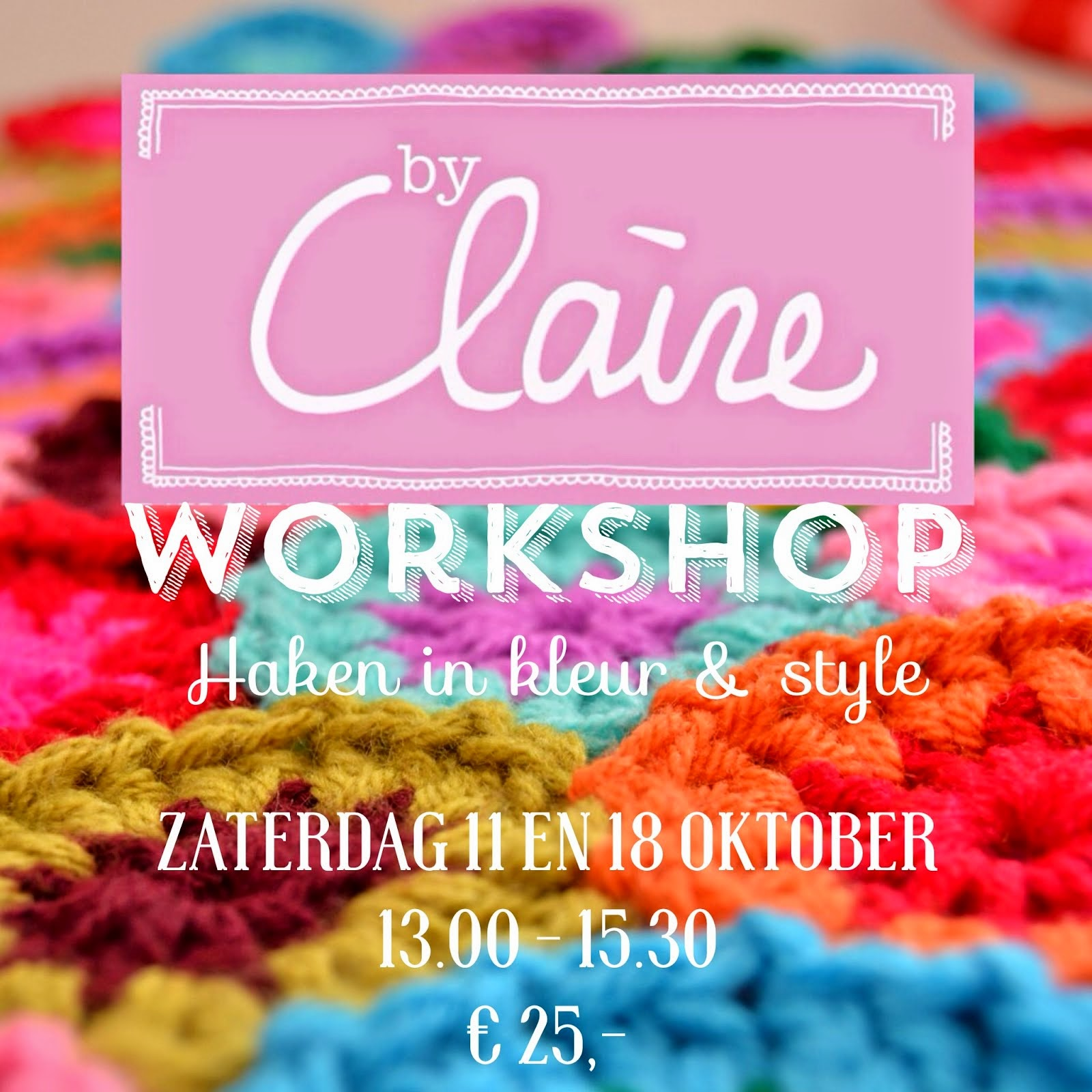 WORKSHOP byClaire, world of colors