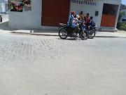 Recurso: celular Motorola EX 180. Outra infração de trânsito em Moreno.